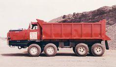 Hendrickson Heavy Duty Trucks, Big Rig Trucks, Dump Trucks, Tandem, Heavy Equipment, Vehicles, Rigs, Offroad, Vintage Cars