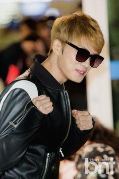 [Bnt photo] Kim Jae Joong 'Everybody's fighting this year!' #170128 #Jaejoong heading to #Australia for photoshoot #김재중