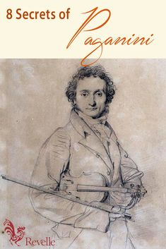 Niccolò Paganini is well-known to anyone who has even thought about picking up a violin. Yet, how well do you really know him? Here are eight fascinating secrets about the composer and violin maestro. Famous Musicians, Composers, Do You Really, All About Time, Study, Posts, My Favorite Things, Classic, Blog