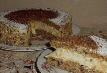 Самый простой рецепт вкусного «Киевского» торта — готовить легко и просто!