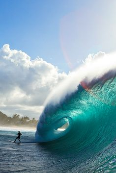 Tube Photo: Zak Noyle. Great pic but what a waste of a wave, he's got nowhere to go.