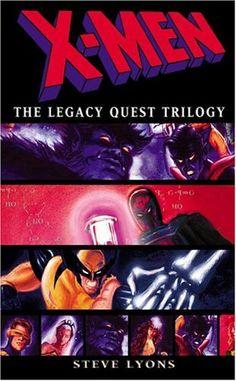 X-Men: The Legacy Quest Trilogy Omnibus by Stephen Lyons http://www.amazon.com/dp/0743493400/ref=cm_sw_r_pi_dp_5eEXub1HQVWMF