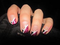 Cute Nail art. Please like and follow for more ideas!