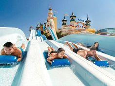 Her yaşta çocukça eğlenebileceğiniz, Aqua Fantasy Aquapark Hotels'de özgürlük ve çılgınlık dolu anları yaşama fırsatını yakalayın!