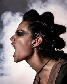 Can you survive the End of Days? Find out more behind the inspiration of this Post-Apocalyptic look for Halloween on our blog!Link in bio. #halloween #getthelook #postapocalyptic #endofdays #accessories #clothing #earcuff #earthboundtrading