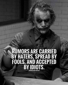 89 Joker Most Loved Quotes Memes Collection Citations Jokers, Citations Film, Batman Joker Quotes, Best Joker Quotes, Badass Quotes, Heath Ledger Joker Quotes, Joker Batman, Motivation Positive, Character Quotes