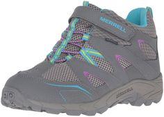 7720d6a8341d Merrell Hilltop Quick Close Waterproof Hiking Boot (Little Kid