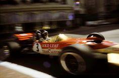 Jochen Rindt in the Lotus 49C at the 1970 Monaco Grand Prix.