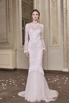 Luna Wedding Gown #LunaWeddingGown #OtiliaBrailoiuAtelier #weddingdress #AnUntoldPoem