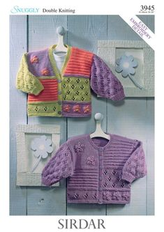 Baby Knitting Patterns For Kids baby cardigans knitting pattern baby girls childrens jackets embroidered newborn. Baby Knitting Patterns, Knitting For Kids, Double Knitting, Baby Patterns, Knitting Baby Girl, Baby Cardigan Knitting Pattern Free, Baby Sweater Patterns, Knitted Baby Cardigan, Knitting Charts