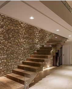 House Staircase, Staircase Design, Stairs Architecture, Architecture Design, Stairwell Wall, Stairway Decorating, Indian Home Design, Home Room Design, Design Your Dream House