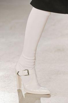 #Altuzarra Fall 2013 #New York Fashion Week Runway #Booties