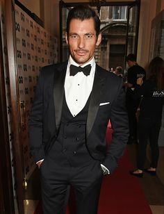 David Gandy Pictures | Getty Images