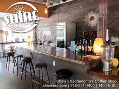 Shine Coffee   Sacramento, CA