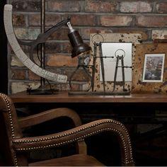 Andrew Martin Brunel Lamp - Lighting