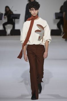 #Fashion Show   #Wooyoungmi  #Autumn #Winter 2016 #Menswear Collection   British Vogue