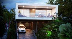 Arquitetura contemporânea  Residência em São Paulo