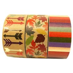 Craft Tape 3 ct Multicolored Target Distributed : Target
