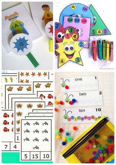 Looking for some simple busy bag ideas? I& gathered up over 100 {awesome} busy bags and busy bag resources for you right here! Kids Travel Activities, Airplane Activities, Quiet Time Activities, Motor Skills Activities, Preschool Learning Activities, Preschool Activities, Kids Learning, Preschool Classroom, Educational Activities