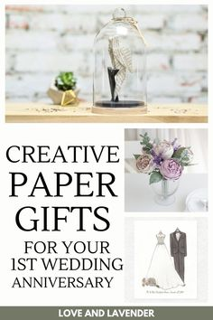 Do you need help in picking the best 1st-year wedding anniversary gift for your better half? We have tons of ideas to get you started! Weve put together a list of the most creative paper gift ideas for your 1st wedding anniversary. Catch them here! #weddinganniversary #weddinganniversarygifts #firstweddinganniversarygifts #firstanniversarypapergiftsideas #firstyearofmarriagegifts #paperanniversarygifts