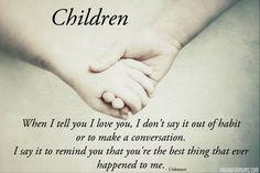 Children ~