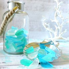 Hey, I found this really awesome Etsy listing at https://www.etsy.com/listing/223740437/sea-glass-soap-marine-air-soap-beach
