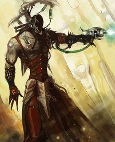 The Dark Eldar are unique amongst the races in the sense