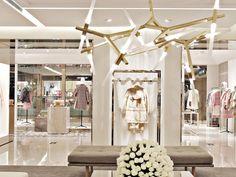 Reggiani Illuminates Dazzle Stores in China via Frameweb.com