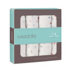 Aden + Anais Classic Swaddles 4 Pack - Make Believe   Baby www.duematernity.com