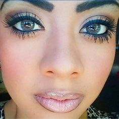 Can your Mascara do this? If NOT You need to make that Switch to 3D FIBER LASH MASCARA. Regular mascara is so Last Year! The Look of False Lashes without all the Mess!