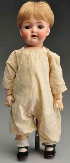 Heubach Gebr. Puppen 10617...46cm