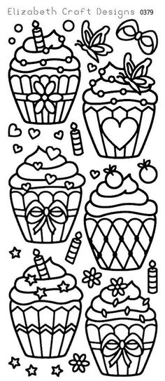 Three Lollipop Candy Coloring Page | Cookie | Pinterest | Lollipop ...