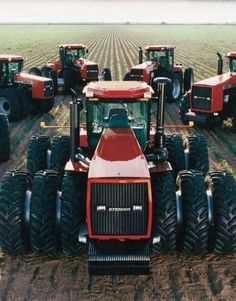 These CASE IH STEIGER 4WD'S were introduced in 1995.IN 1995 it was when the name Steiger was brought out