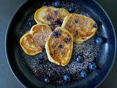 Pancakes, Breakfast, Food, New Recipes, Love, Food Food, Simple, Morning Coffee, Essen