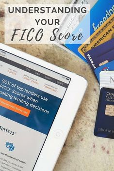 """FICO stands for """"Fair Isaac Corporation"""" which was the first provider of credit scores. Basically, a FICO score is a measure of how good or bad a Boost Credit Score, Fico Credit Score, Improve Your Credit Score, Budgeting Finances, Budgeting Tips, Credit Reporting Agencies, Credit Repair Companies, Financial Tips, Understanding Yourself"""