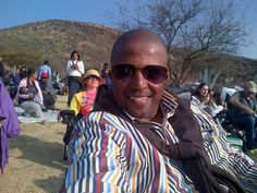 Sharp Sharp Vuyo |  Much-loved and respected TV and radio personality, Vuyo Mbuli, wasn't on air to wake the nation this morning for the first time in 12 years. The Morning Live presenter and radio personality died on Saturday, at the age of 46. Morning Live, Radio Personality, First Time, Profile, Image, User Profile