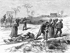 The Easter Sunday massacre in Colfax, Louisiana, and the awful Supreme Court decision that followed