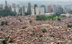 Morumbi en São Paulo, Brasil.