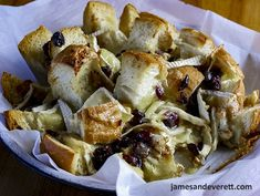 Cranberry Brie Pull Apart Bread | James & Everett Holiday Appetizers, Appetizer Recipes, Dried Berries, Pull Apart Bread, Those Recipe, Baking Pans, Brie, Dishes, Breakfast