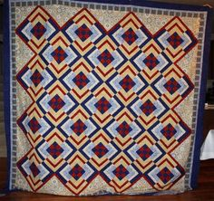 Pictures of 2015 New Year's Day Mystery Quilts: Peggy's New Year's Day Mystery Quilt