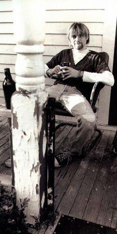 Kurt Cobain #Nirvana