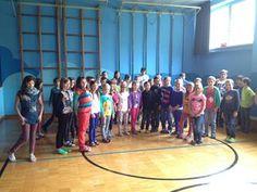 Volksschule Ledenitzen - LŠ Ledince - News: Beatboxing in - und Daniel Košutnik Basketball Court, News, Sports, Hs Sports, Sport, Exercise