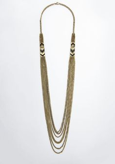 Statement Accessories - In Good Strands Necklace