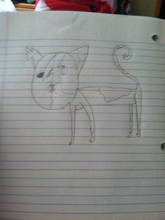 Bright Warrior Cat Drawings, Bright, Math, Math Resources, Mathematics