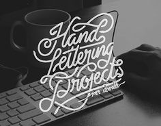Hand Lettering Project 365 - Updated
