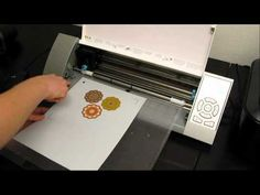 How to Print and Cut using the Silhouette CAMEO®