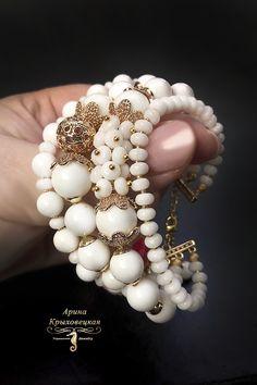 Bridesmaid Flip Flops, Beaded Jewelry, Beaded Bracelets, Dangles, Gems, Fun, Bracelets, Cute Bracelets, Jewerly
