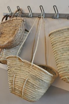 baskets from Milk and Paper