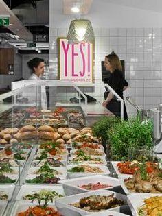 On a testé: le brunch chez Gaudron - Cuisine - Home - ELLE Belgique