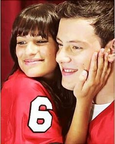 Seriously the most beautiful couple on-screen and off-screen. So bittersweet. You are so missed sweet Cory.